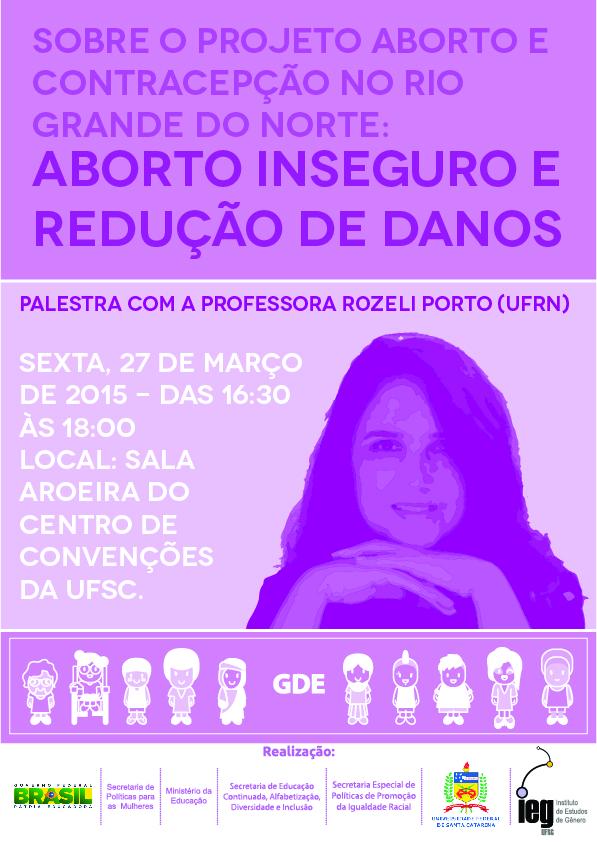 Conferência Rozeli Porto 27.3.2015